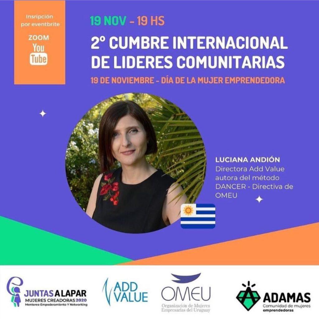 2º Cumbre Internacional de Lideres