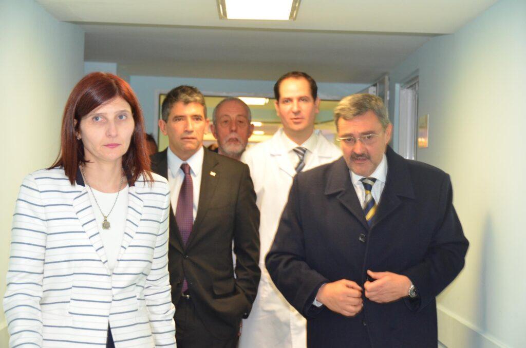 Acto Inauguración el Centro Pereira Rossell con presencia del Presidente de la Republica Prof Dr. Tabare Vazquez y Vicepresidente Sr. Raul Sendic 2016
