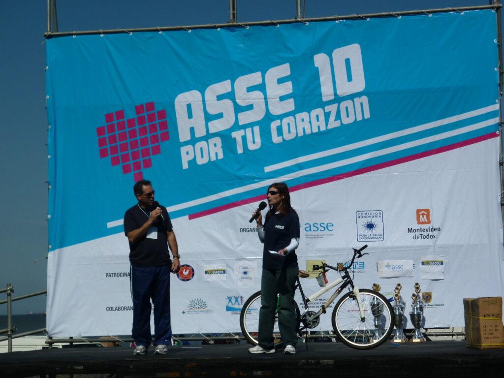 Carrera 2 ° ASSE 10K 2010