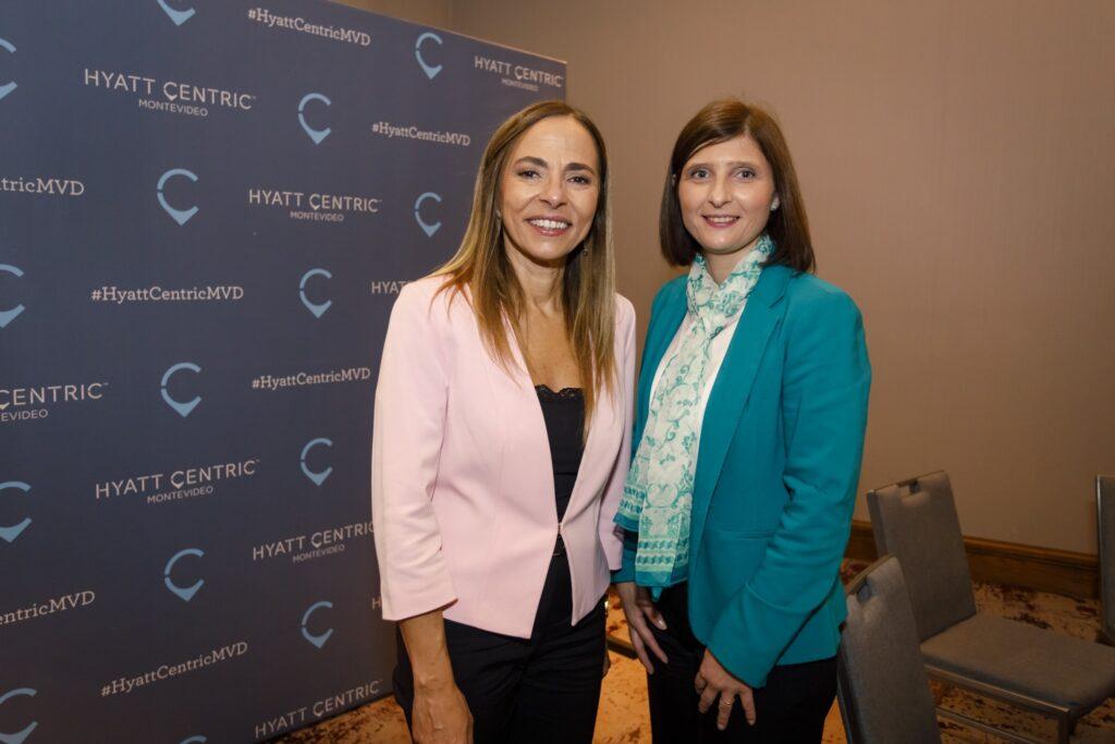 Con la Ministra de la Mujer Equidad y Genero de Chile Sra Isabel Pla. marzo 2019