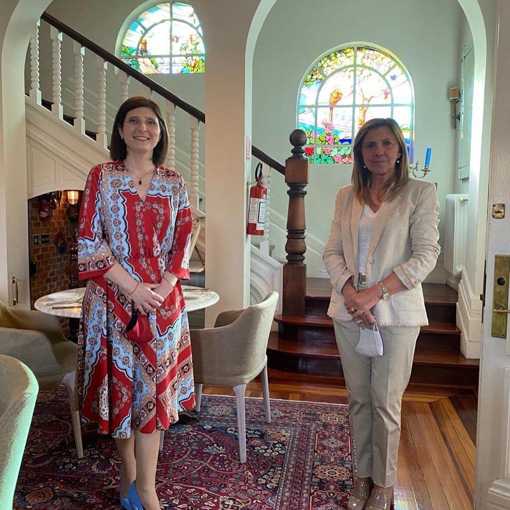 Historia y Protocolo de la Taza de Té junto a Mónica Devoto, 29 de Octubre de 2020