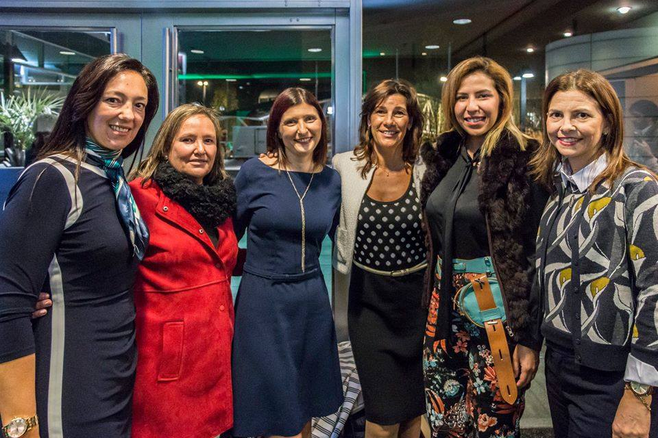 Networking Mujeres que inspiraron mujeres empresarias de OMEU. Junio 2017