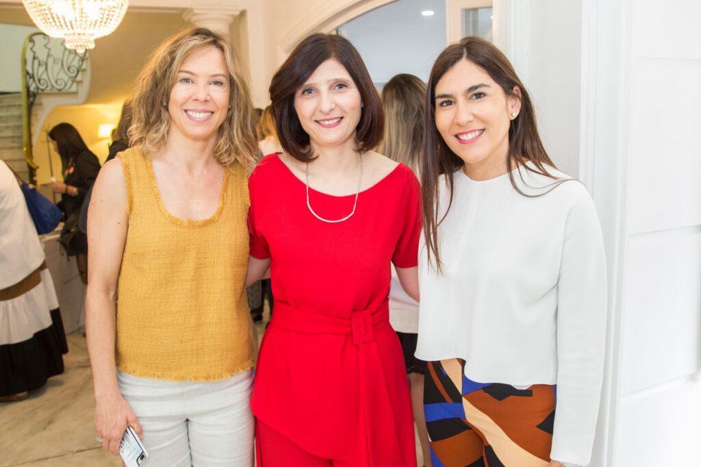 Ponencia Liderazgo a través de la imagen organizada por OMEU junto a la Dra Anellia Kutscher y Tec. Andrea Gonzalez. Octubre 2017