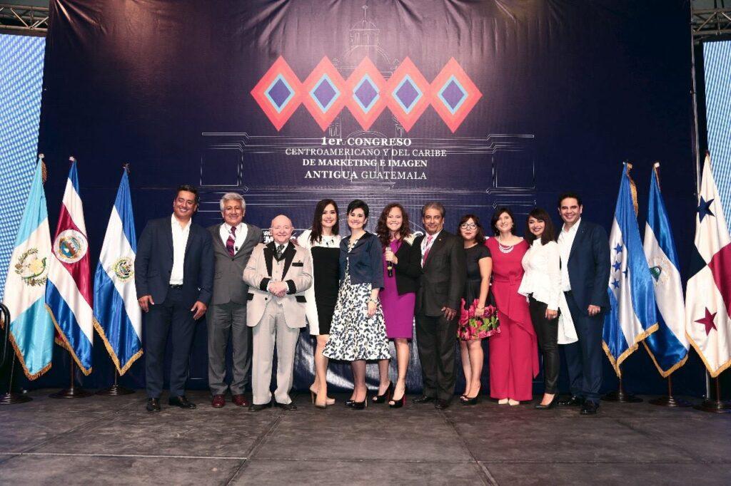 Primer Congreso Centroamericano y del Caribe de Marketing e Imagen Guatemala con Martha Liliana Mejia y Coca Sevilla. Agosto 2017