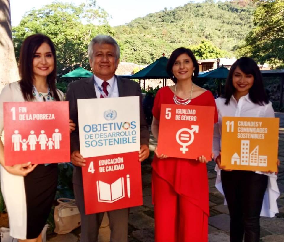 Primer Congreso Centroamericano y del Caribe de Marketing e Imagen Guatemala Aportando a la causa de los 17 ODS de la ONUPNUD