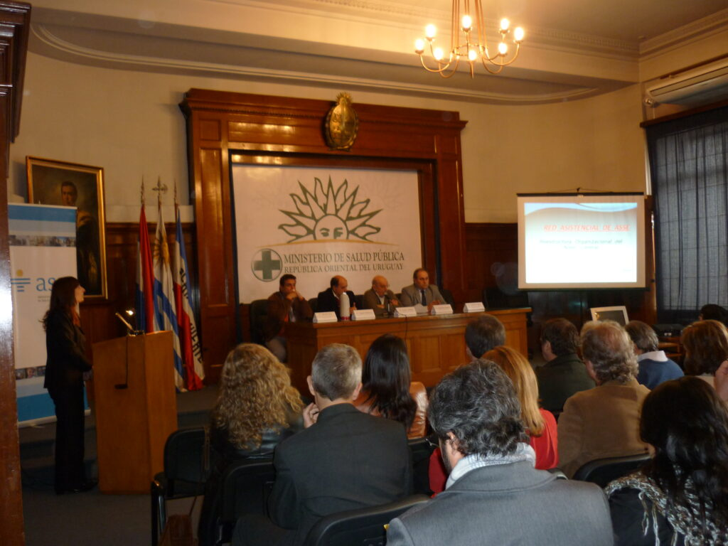 Reunión de Directores MSP 2010