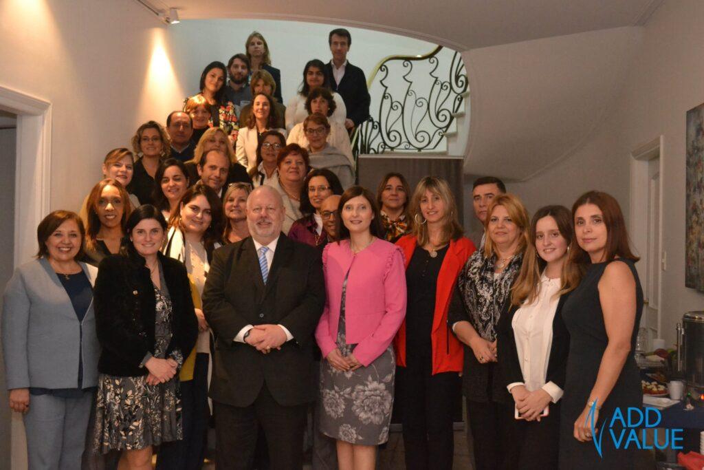 Seminario Ceremonial Intercultural y Culturas Comparadas con el Pte de CIDEC Argentina Prof Anibal Gotelli junio 2019