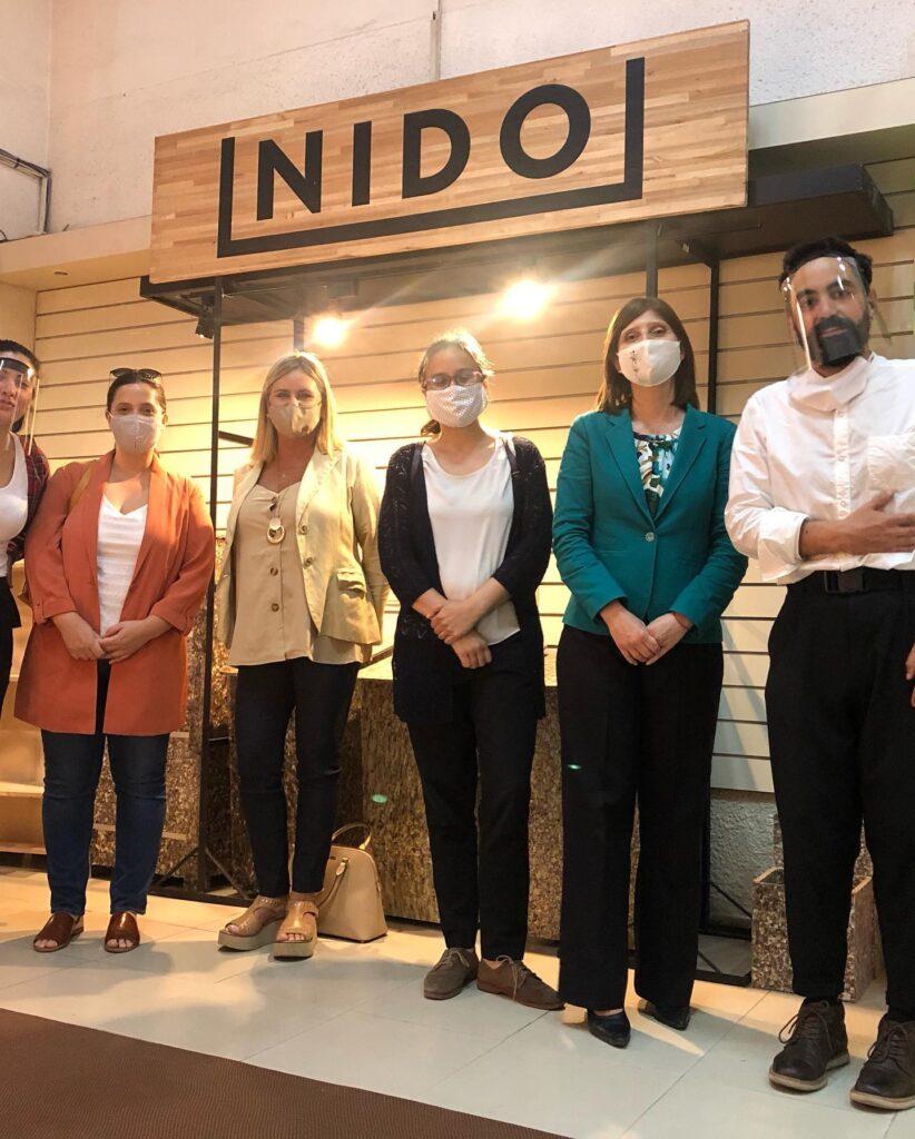 Visita a NIDO 27 de Noviembre de 2020