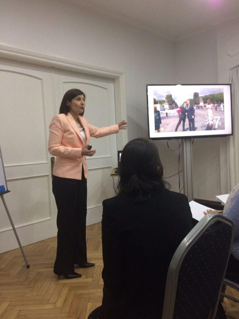 Workshop: Protocolo y Comunicación:  Amigos y enemigos, Julio 2018