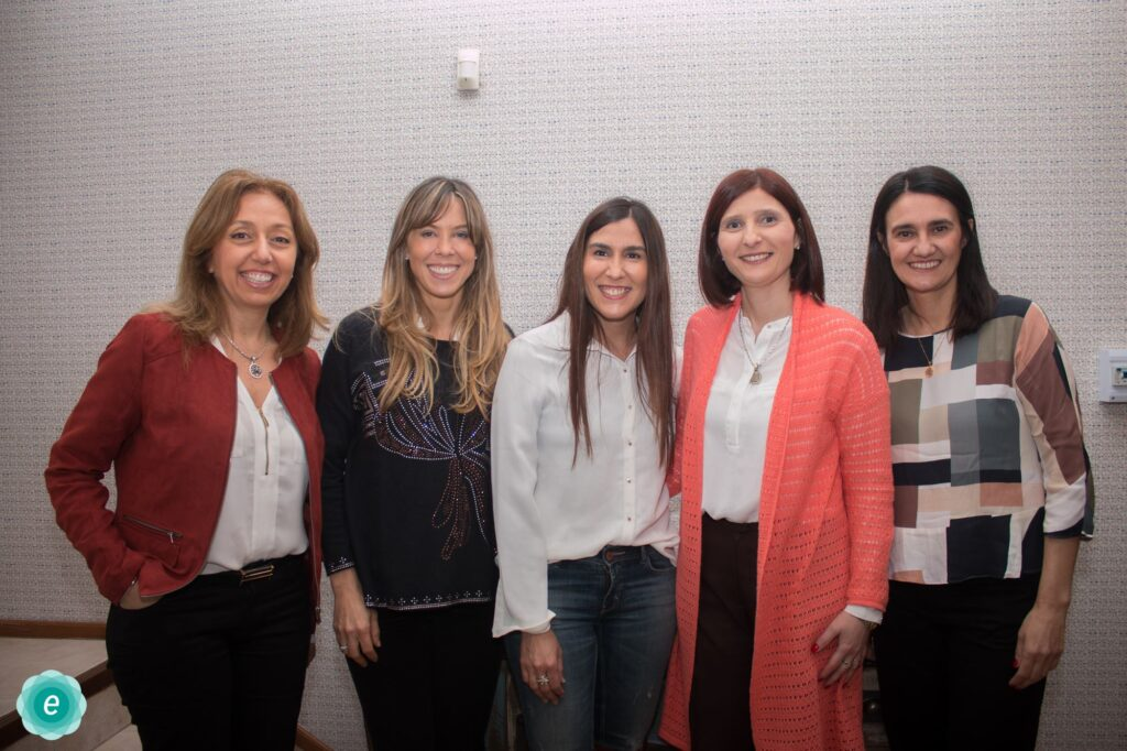 Encontrate con tu piel Encuentros tematicos con la Dra Anellia Kuster Diseñadora Silvia Angelero Tec. Andrea Gonzalez y Magdalena Aonzo 2016