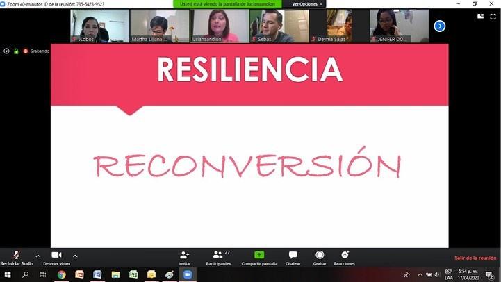 Presentación Método D.A.N.C.E.R para Guatemala, 20 de Abril 2020